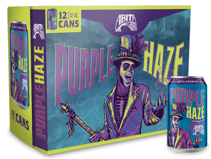 Abita's Purple Haze