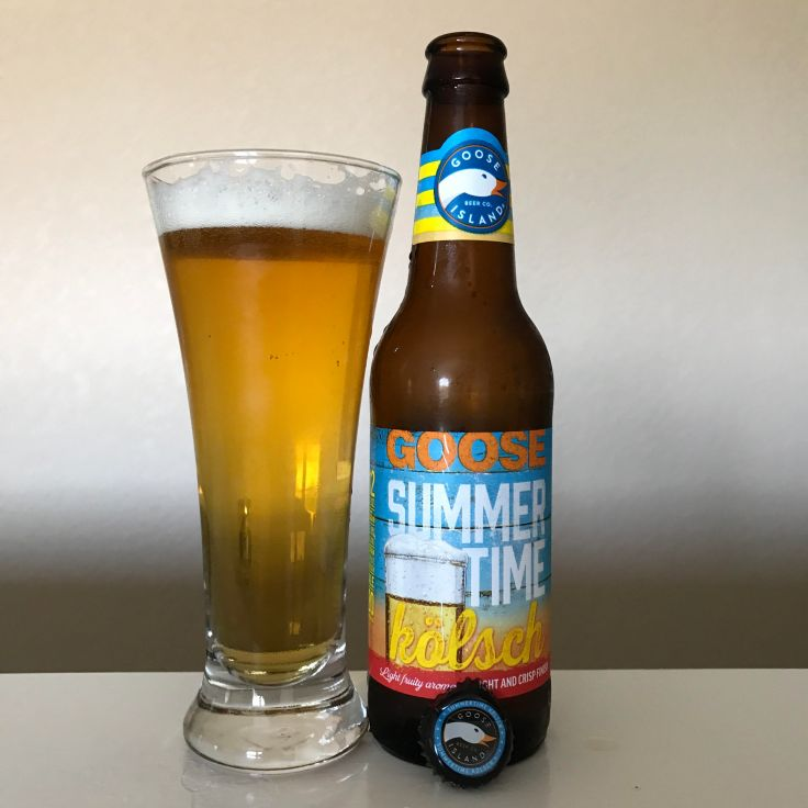 Goose Island Summer Time Kolsch