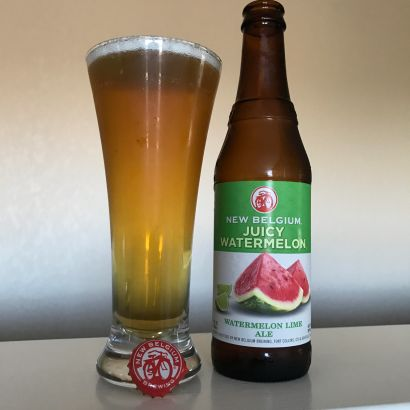 New Belgium Juicy Watermelon