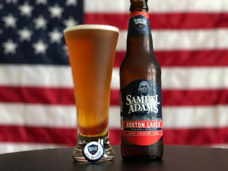 Sam Adams Flag