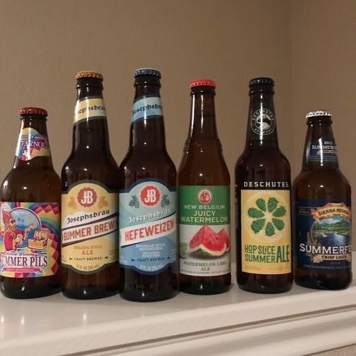 Six beers for $8.88